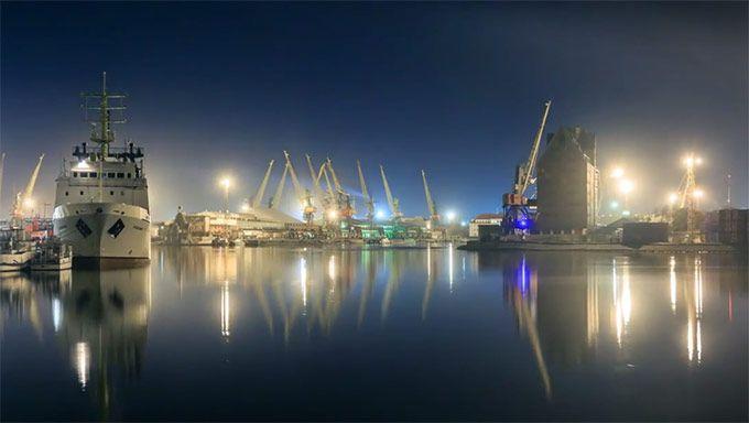 Порт Калининград