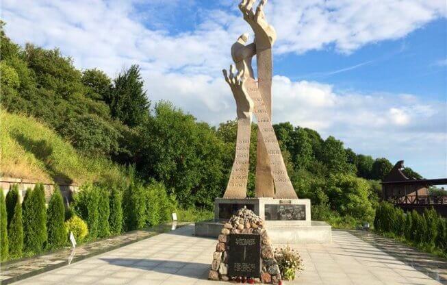 Статуя в Калининграде