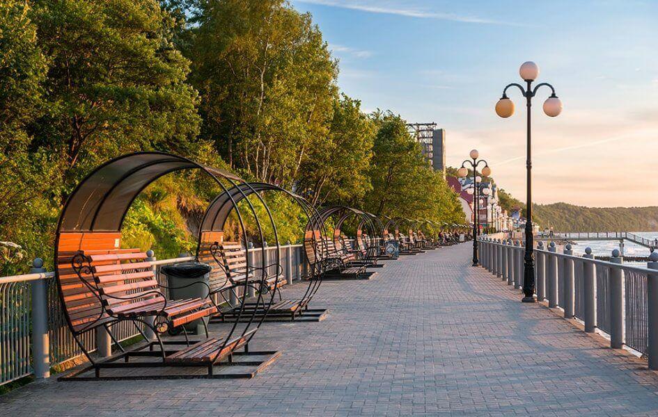 Светлогорск – жемчужина Балтики
