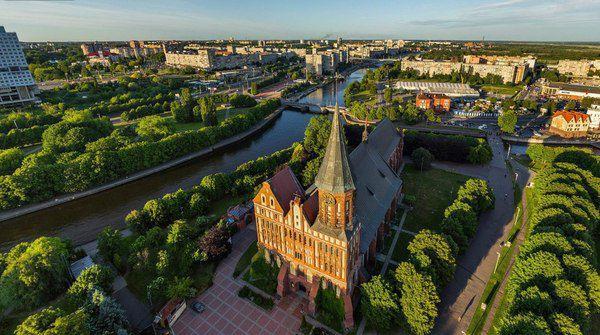 6 мест, которые нужно обязательно посетить в Калининграде