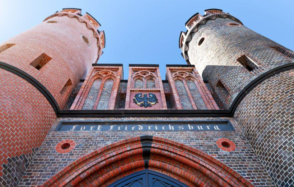 Восемь ворот Кенигсберга