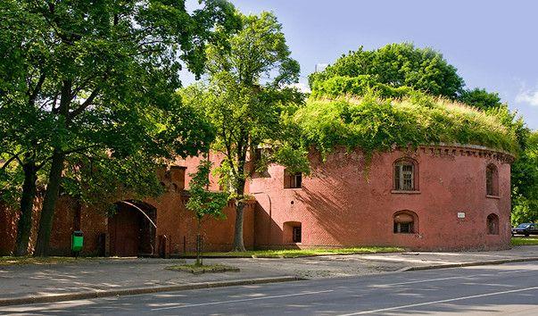 Форт в Калининграде