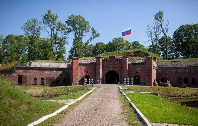 Форт №11