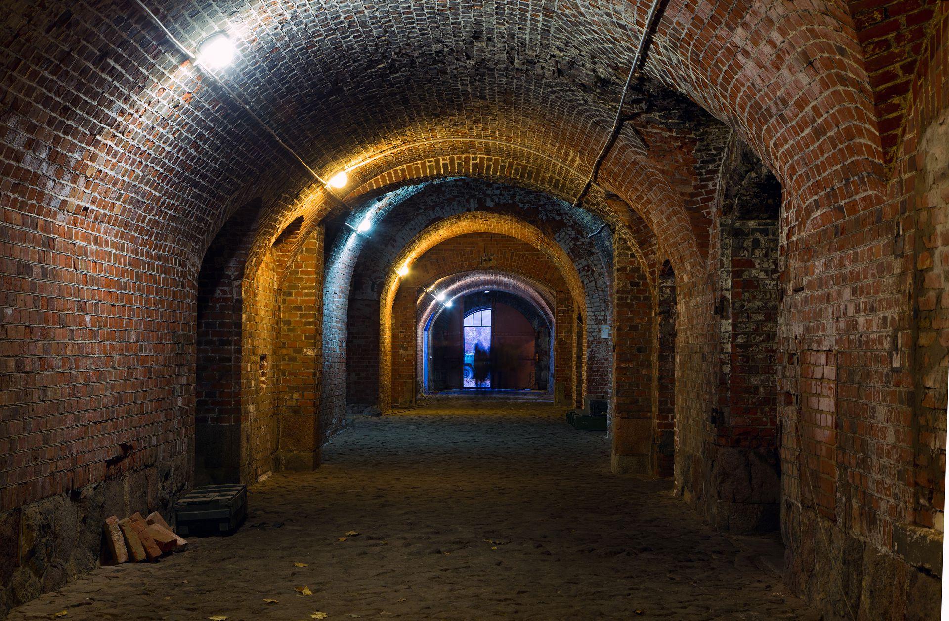 Подземье Калининграда