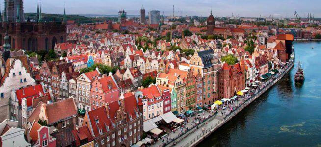 Экскурсии и туры в Европу