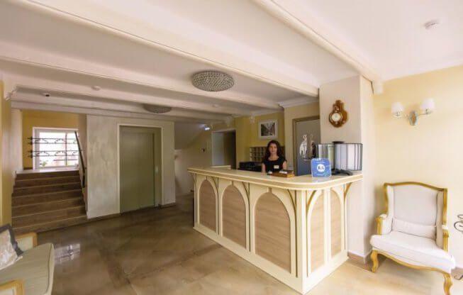 Гостиница Геркулес в Калининграде