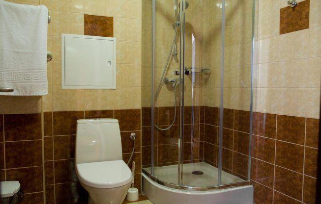 Ванна в гостинице Академическая Калининград