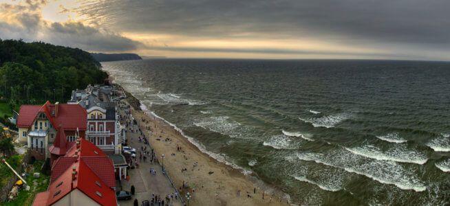 Отдых на Балтийском море: 7 дней