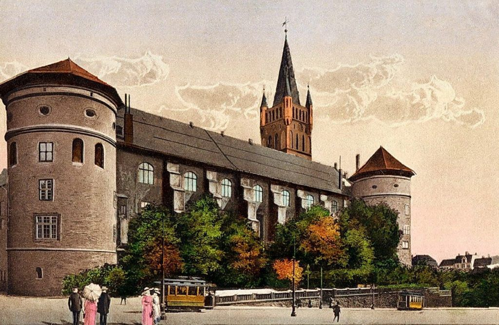 Замок Кёнигсберг, Калининград