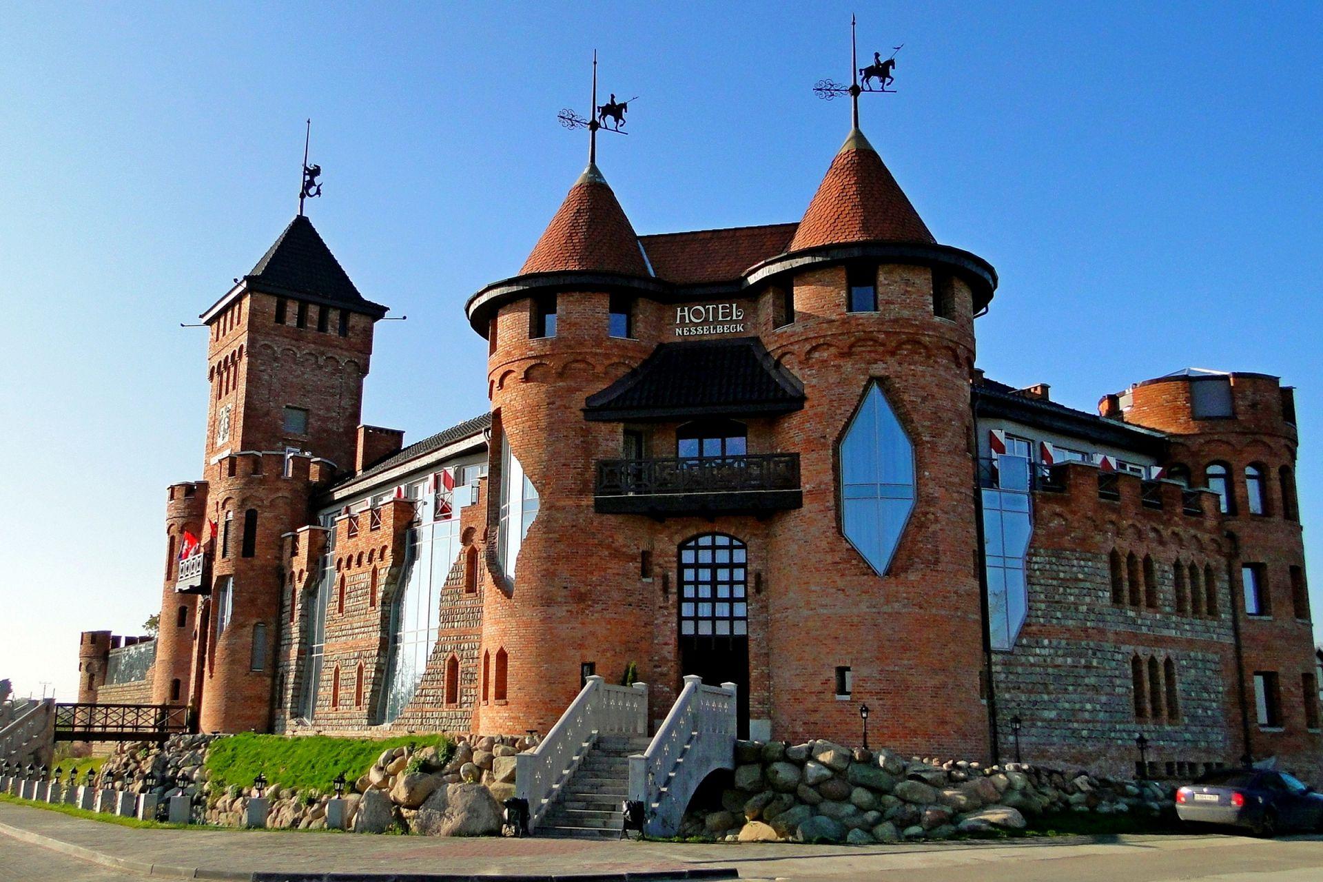 Замок Нессельбек