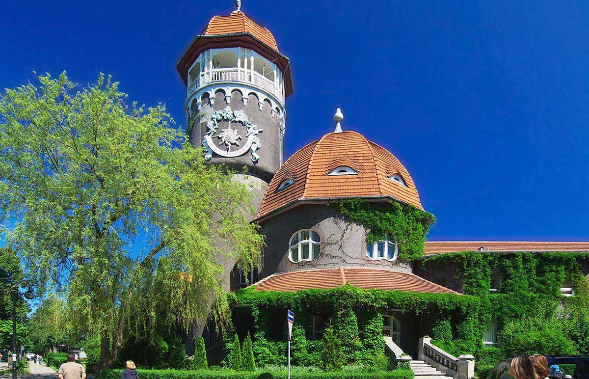 Светлогорская водонапорная башня