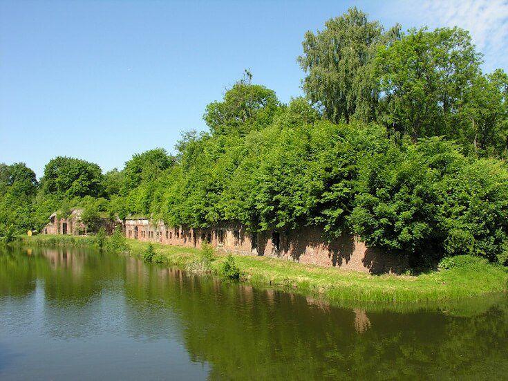 форт №5 калининград