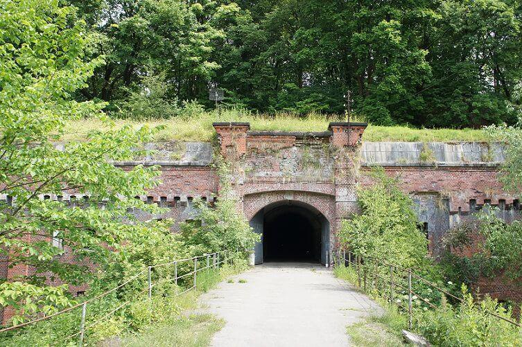 форт № 1 калининград